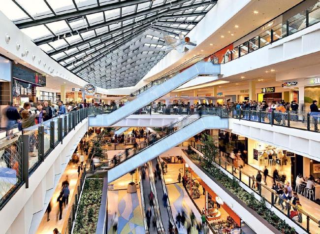 Shoppingcenter Loop5