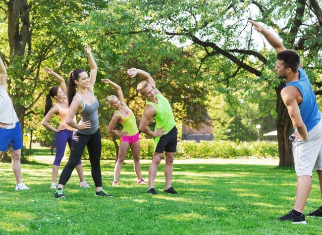 Natur, Sport, Wellness, Erholung