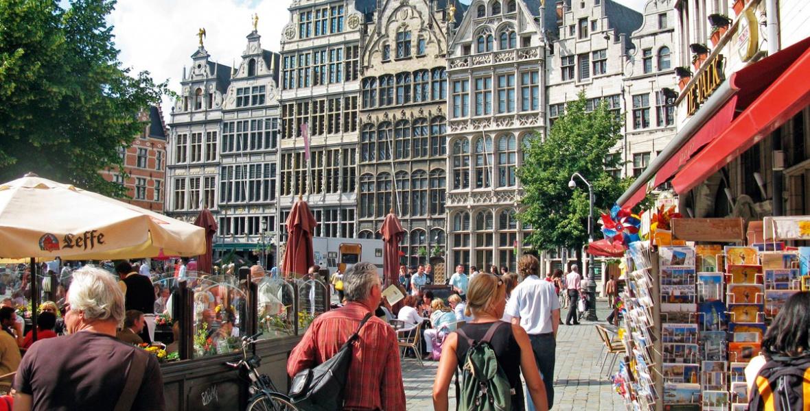 Start in Antwerpen: Im Jahr 2018 beginnt die flämische Themenjahr-Trilogie in der beliebten belgischen Metropole mit einem kulturellen Stadtfestival.