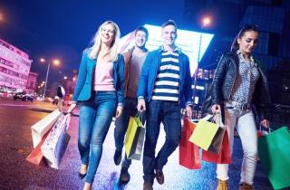 Vergnügen, Shopping, Events, Show, Genuss